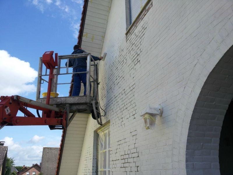 Dusche Fliesen Streichen : Dusche Wand Streichen : Wand streichen